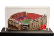 Nebraska Cornhuskers/Memorial Stadium 3D Stadium Replica