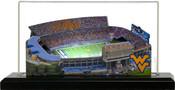 West Virginia Mountaineers/Mountaineer Field 3D Stadium Replica