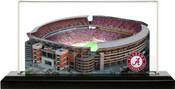 Alabama Crimson Tide/Bryant Denny Stadium 3D Stadium Replica