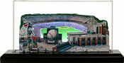 Turner Field Atlanta Braves 3D Ballpark Replica