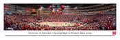 Nebraska Cornhuskers Basketball at Pinnacle Bank Arena Panorama