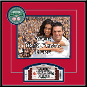 Fenway Park 100th Anniversary Game 8x10 Photo & Ticket Frame