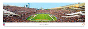 Chicago Bears at Soldier Field Panoramic Poster