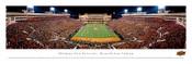 Sooners vs. Cowboys at Boone Pickens Stadium Panoramic Poster