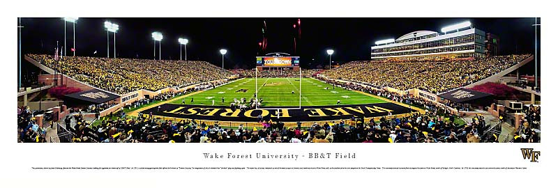 Bbt Field Facts Figures Pictures And More Of The Wake Forest
