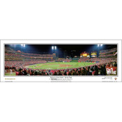 """""""2011 World Series"""" St. Louis Cardinals Panoramic Framed Poster"""