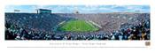 Fighting Irish at Notre Dame Stadium Panoramic Poster
