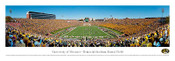 Missouri Tigers at Faurot Field Panoramic Poster