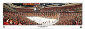"""""""2010 Stanley Cup"""" Philadelphia Flyers Panoramic Poster"""