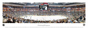Pittsburgh Penguins at Consol Energy Center Panoramic Poster