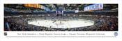 New York Islanders at Nassau Coliseum Panoramic Poster