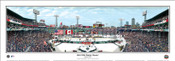 """2010 NHL Winter Classic"" Fenway Park Panoramic Poster"