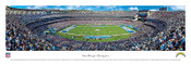 San Diego Chargers at Qualcomm Stadium Panorama Poster
