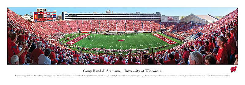 Camp Randall Stadium Facts Figures Pictures And More Of