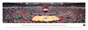 Ohio State Buckeyes At Value City Arena Panorama Poster