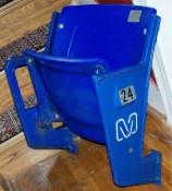 Metrodome - Minnesota Twins/Vikings Seat