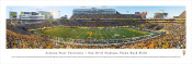 """Arizona State vs. Notre Dame"" Sun Devil Stadium Panorama Poster"