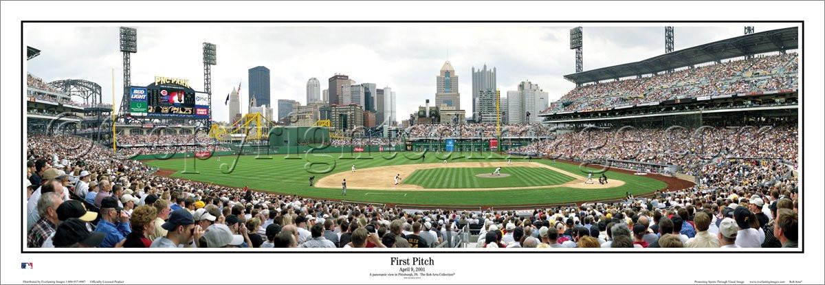PNC Park, Pittsburgh Pirates ballpark - Ballparks of Baseball