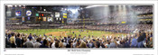 """2001 World Series"" Arizona Diamondbacks Panoramic Framed Poster"
