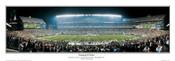 """Inaugural Game"" Philadelphia Eagles Panoramic Poster"