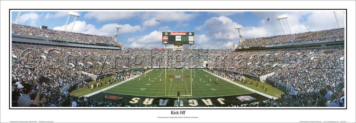 Tiaa Bank Field Jacksonville Jaguars Football Stadium Stadiums Of