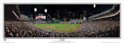 """7th Inning"" Pittsburgh Pirates 2013 Playoff Panoramic Framed Poster"