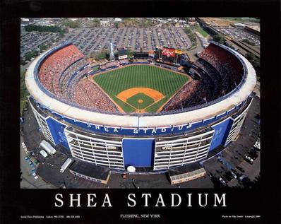 SHEA STADIUM Merchandise 87522f318