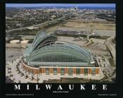 Miller Park Aerial Poster