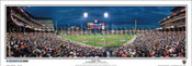 """Game One"" 2010 World Series at AT&T Park Panoramic Framed Poster"