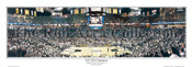 """2005 NBA Champions"" San Antonio Spurs Panoramic Poster"