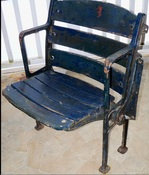 Forbes Field Seat - Pittsburgh Pirates 1