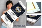 2009 Yankee Stadium Inaugural Game Mega Ticket