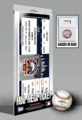 Shea Stadium Final Game Mini-Mega Ticket - New York Mets
