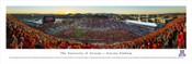 """""""Arizona State vs. Arizona"""" Arizona Stadium Panorama Poster"""