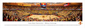 Iowa State Cyclones at the Hilton Coliseum Panorama Poster