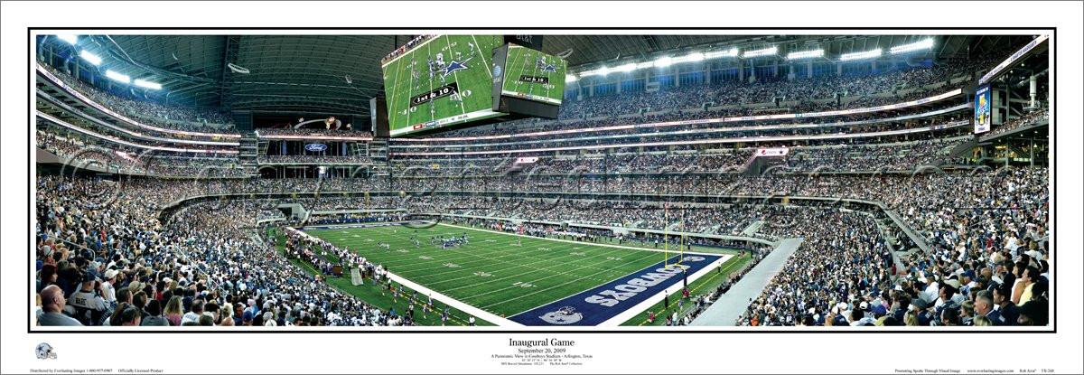 AT&T Stadium, Dallas Cowboys football stadium - Stadiums of