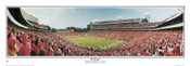 """Bulldogs"" Georgia Bulldogs Panoramic Poster"