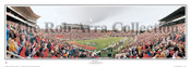 """""""Ole Miss"""" University of Mississippi Panoramic Poster"""