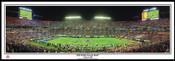 """""""2008 FedEx Orange Bowl"""" Kansas Jayhawks Panoramic Poster"""