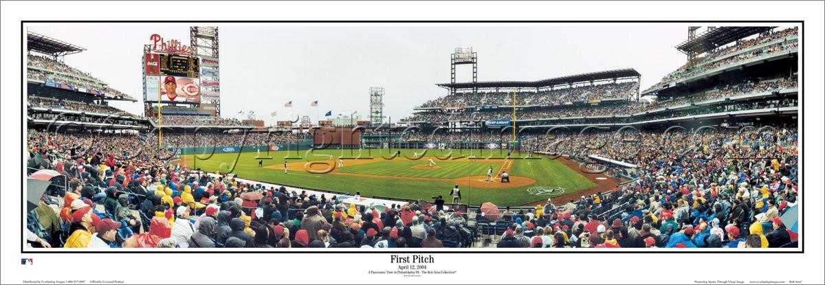 Citizens Bank Park Philadelphia Phillies Ballpark Ballparks Of