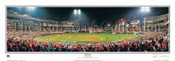 """""""Believe"""" St. Louis Cardinals Panoramic Framed Poster"""
