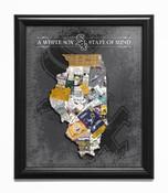 Chicago White Sox State of Mind Framed Print