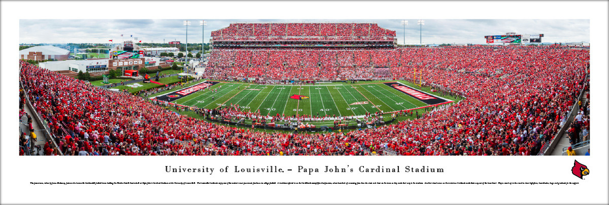 Cardinal Stadium Facts Figures Pictures And More Of The