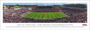 Ole Miss Rebels at Vaught Hemingway Stadium Panoramic Poster