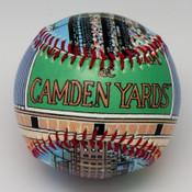 Camden Yards Stadium Baseball
