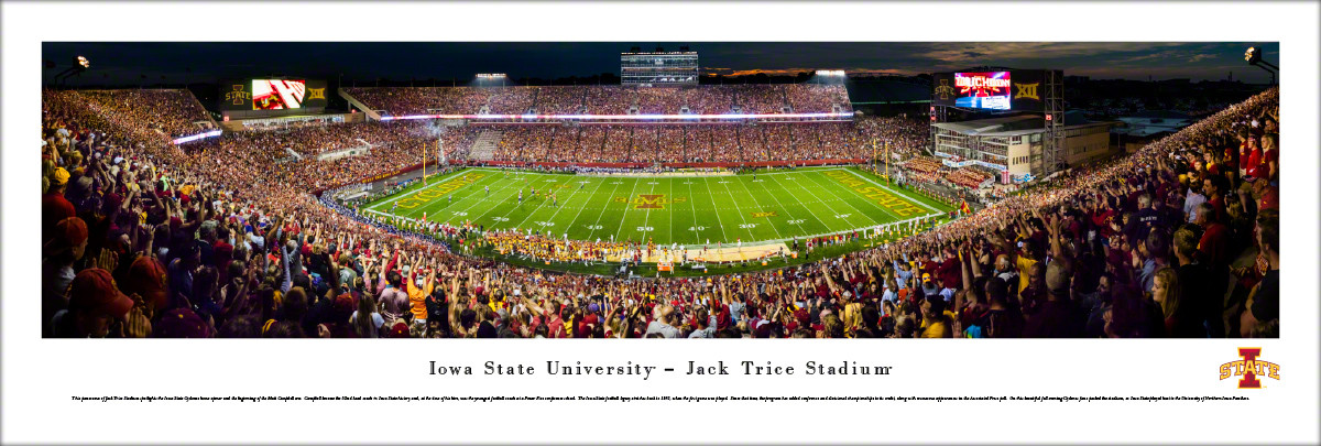 Jack Trice Stadium Facts Figures Pictures And More Of