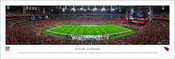 Arizona Cardinals at University of Phoenix Stadium Stadium Panoramic Poster
