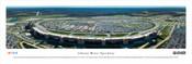 Atlanta Motor Speedway Aerial Panorama Poster