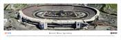Bristol Motor Speedway Aerial Panorama Poster