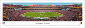 Washington Redskins at FedEx Field Panoramic Poster